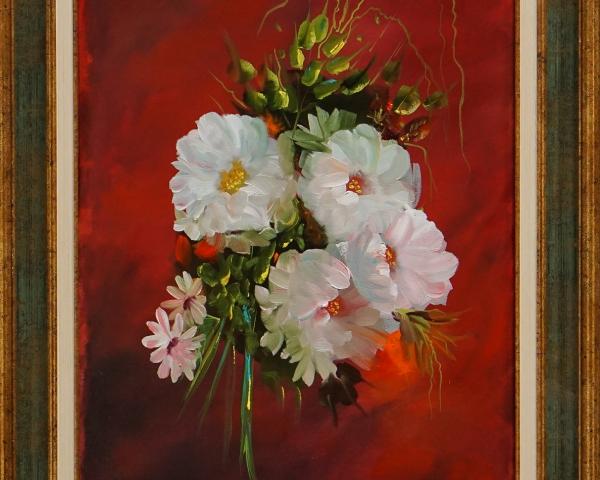 Virágcsokor / Blumenstrauß